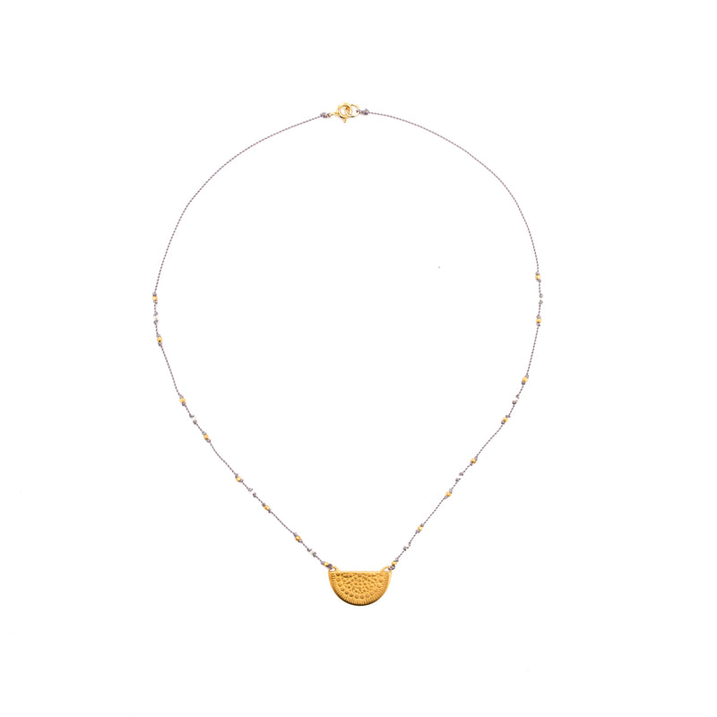 Our Allure necklaces are durable, stylish and functional, a Bronwen Jewelry pick for everyday active-chic