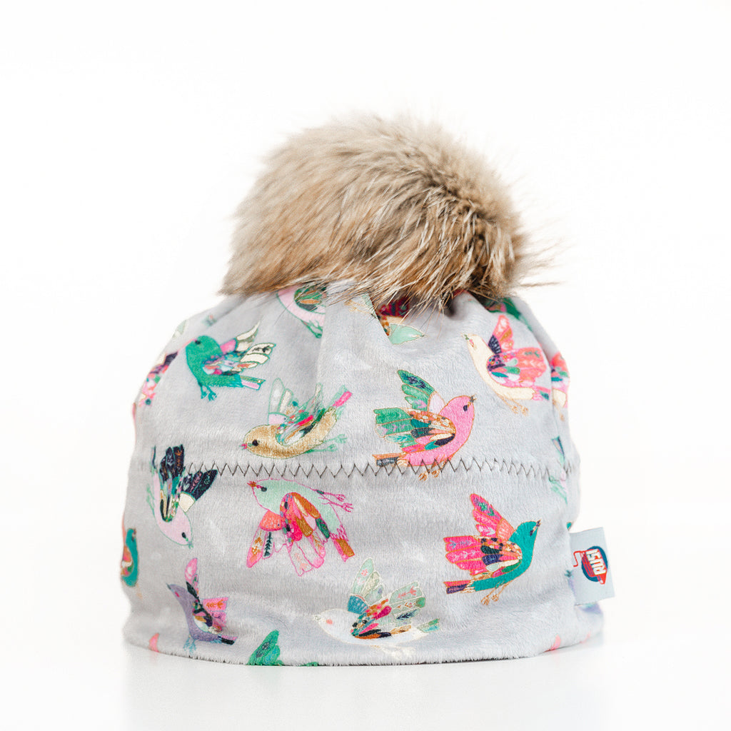 Kids Pom Pom Hat - Joy Flight