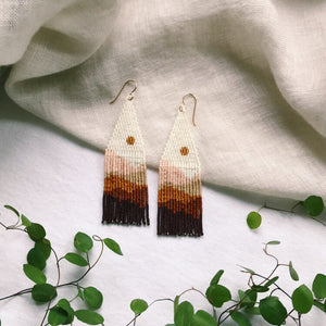 Canyon Sunset Earrings