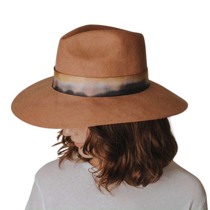 Freya Wool Hat - Maple