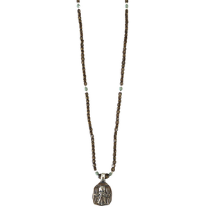 Oasis Necklace - Silver