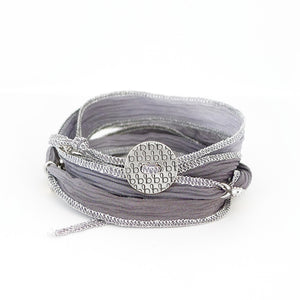Ribbon Wrap - Shades of Grey