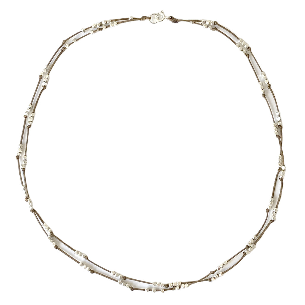 Silverweave Necklace