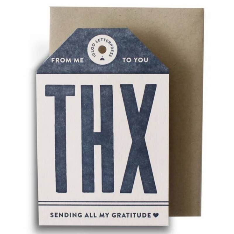 THX Tag Card