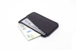 Mr Fox Wallet - Black