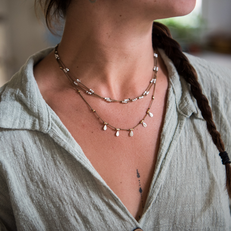 Active Isis Necklace