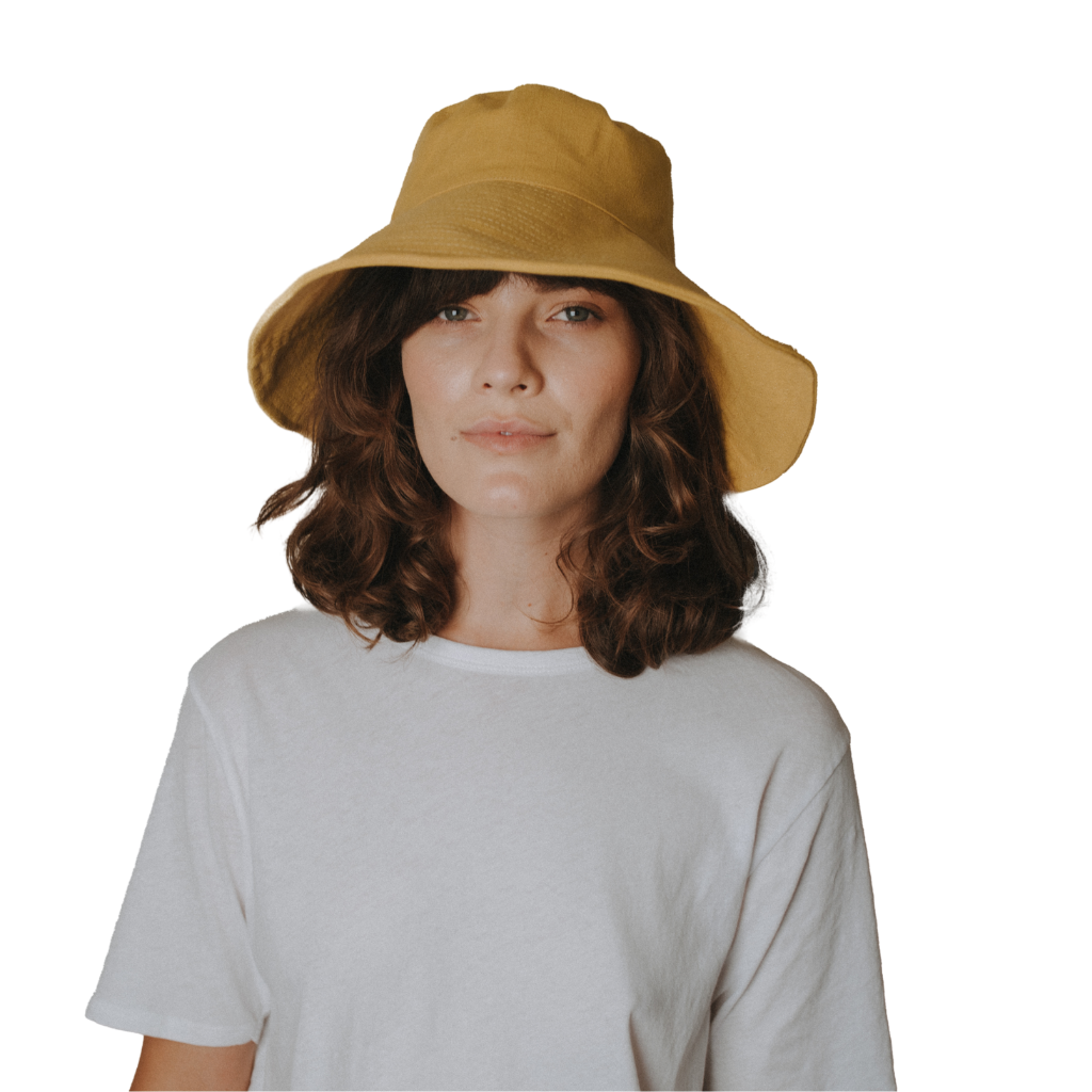 Freya Asymmetrical Bucket Hat - 3 Colors
