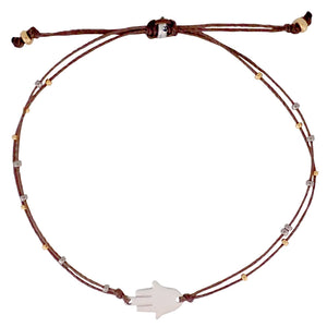 Active Charm bracelets are adjustable, water worthy and durable, a Bronwen Jewelry favorite. Perfect for an active lifestyle.