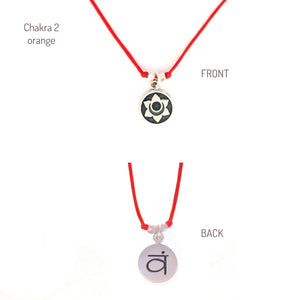 Our Chakra necklace is water worthy and colorful, a stylish Bronwen bestseller. Active jewelry for your active lifestyle Screen reader support enabled.