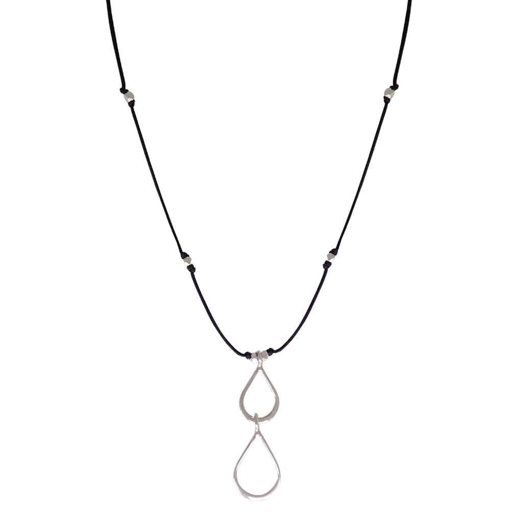 Our Infinity necklace is water worthy, durable and a Bronwen Jewelry favorite. Beautiful jewelry for an active lifestyle.