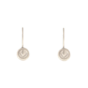 Tiny Charm earrings are lightweight and lovely, the perfect Bronwen Jewelry gift for the adventure girl in your life