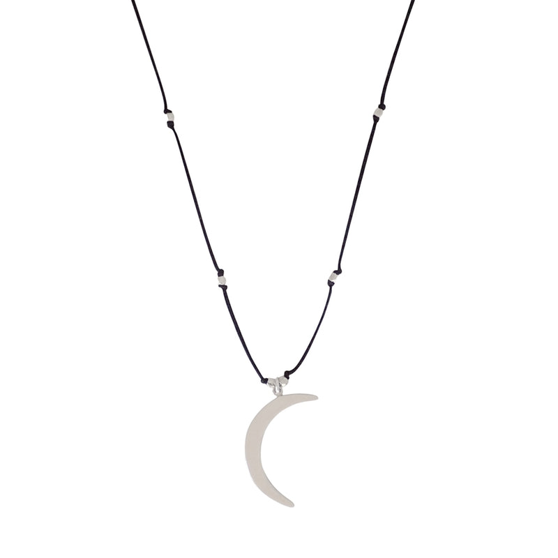 Night Sky necklace is water worthy, durable, adjustable, comes in silver or gold. A Bronwen Jewelry favorite for any activity