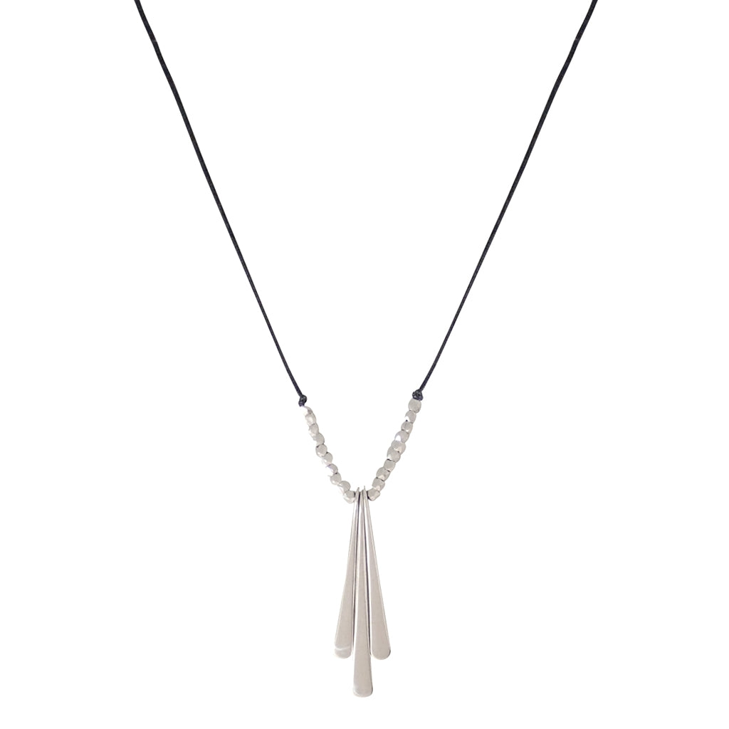 Our Pinnacle necklace is adjustable, water worthy and strong. Wear this Bronwen Jewelry for all your outdoor activities.