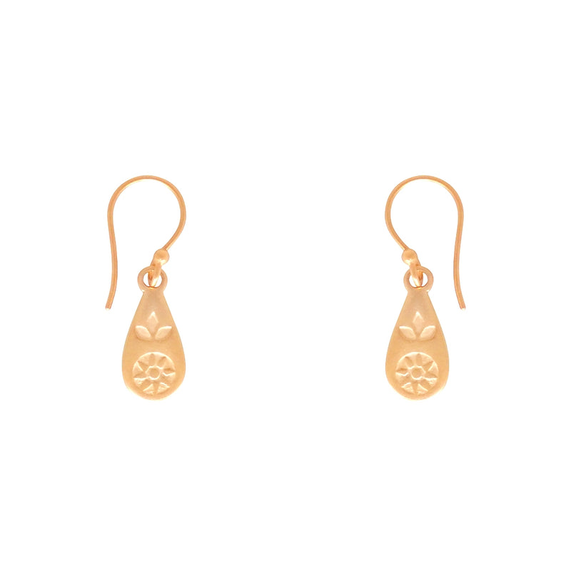 Thai Harvest earrings are a Bronwen Jewelry bestseller. Long or short, silver or gold, they are everyday active-chic