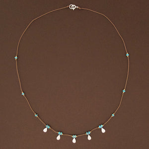 Isis Necklace - Turquoise