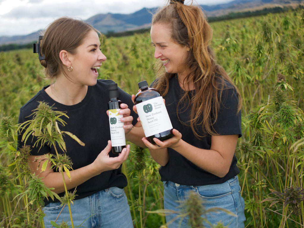Main Benefits of Hemp Seed Oil - The Brothers Green blog