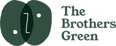 The Brothers Green Logo - New Zealand Hemp