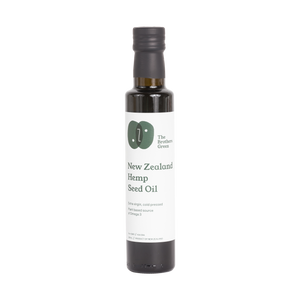 NZ Hemp Seed Oil