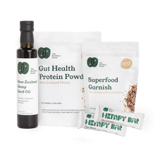 Load image into Gallery viewer, Organic Hemp Protein Wellness Box - The Brothers Green