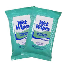 Load image into Gallery viewer, Wet Wipes Alcohol Skin Care Large Wipes (32 Count)