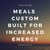 Positive Energy - Custom Built Plan