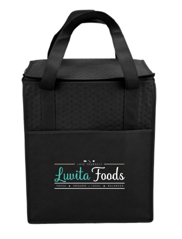 LUVITA Foods Cooler Bag