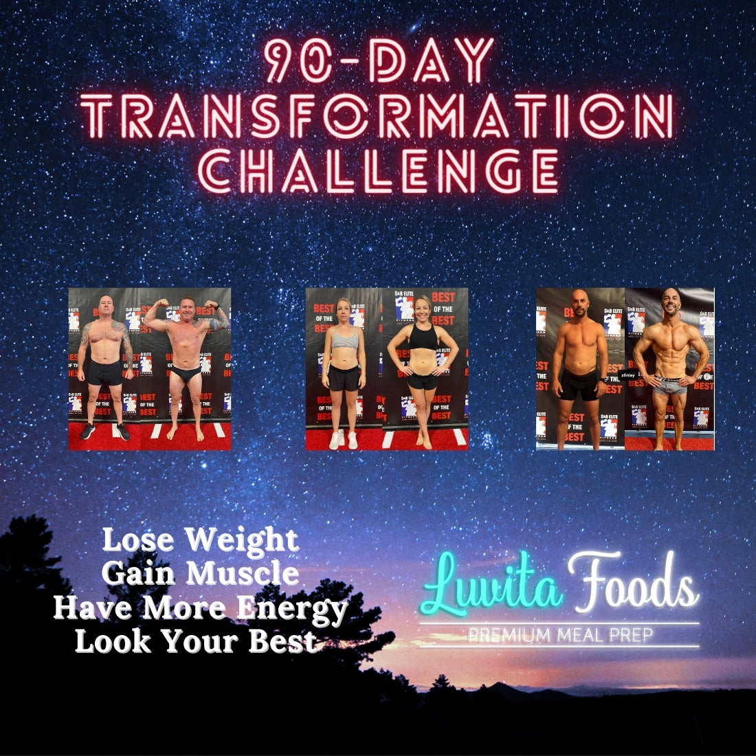Guided 90 Day Transformation (30 day billing cycle)