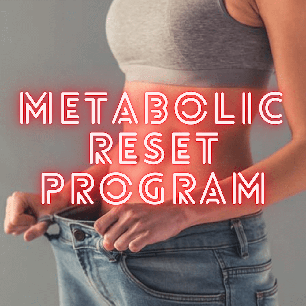 Metabolic Reset Meal Plans (Calories)