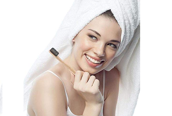 Natural Oral Care | Bamboo Toothbrush