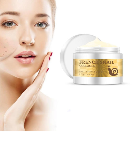 Snail Essence Face Cream Anti-aging Moisturizer Nourishing Collagen Essence Art Salon