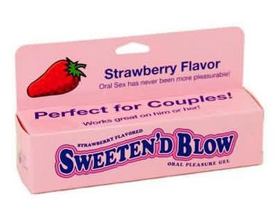 Sweeten D Blow Strawberry