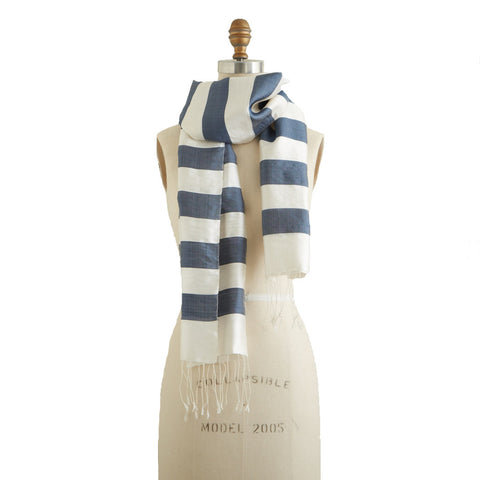 Sailor Striped Scarf