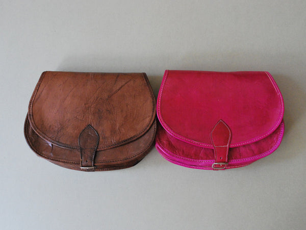 Taza Saddlebag