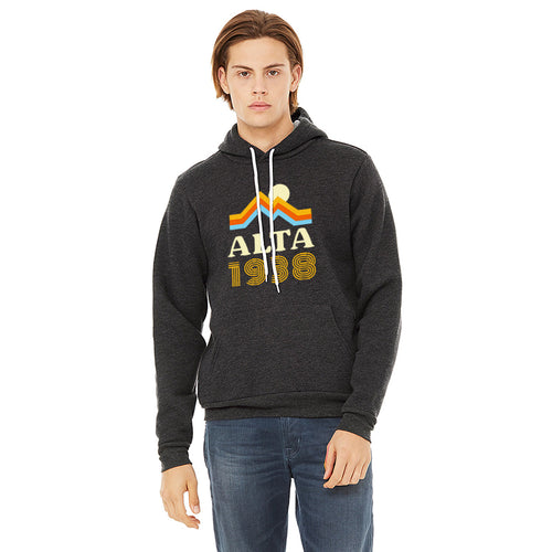 Alta 1938  Pullover Hoodie