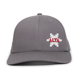 Alta Full Back Cap - Premium Fit