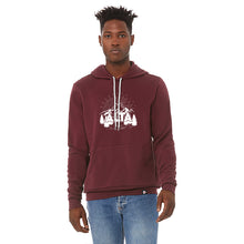Load image into Gallery viewer, Rising Flake Design Hoodie
