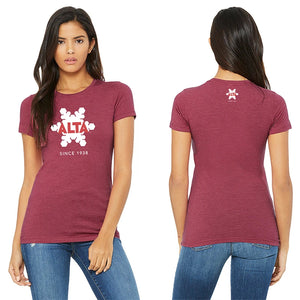 Women's Classic Flake Short Sleeve T-shirt