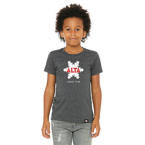 Kids Classic Flake Short Sleeve T-shirt