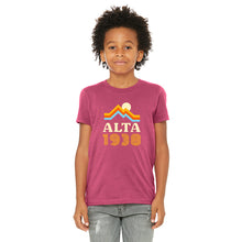 Load image into Gallery viewer, Kids Alta 1938 Short Sleeve T-shirt