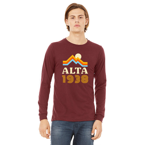 Alta 1938 Long Sleeve T-shirt