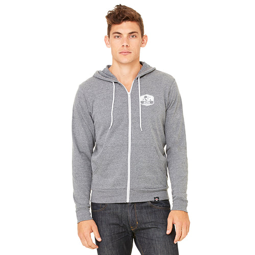 Mountainscape Full Zip Hoodie