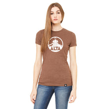 Load image into Gallery viewer, Women's Vintage Jumper Short Sleeve T-shirt