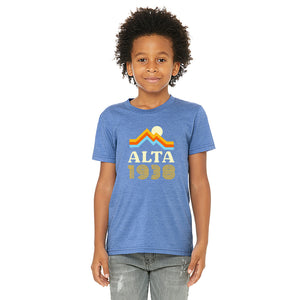 Kids Alta 1938 Short Sleeve T-shirt