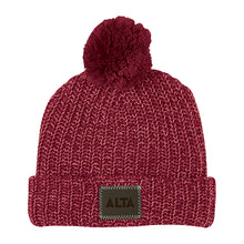 Load image into Gallery viewer, Pom Beanie with Cuff