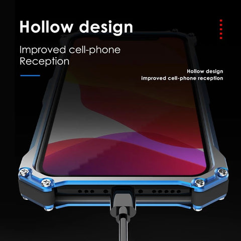 Heavy Duty iPhone 11 Pro XS Max XR 7 8 Plus SE Full Body Protective Case