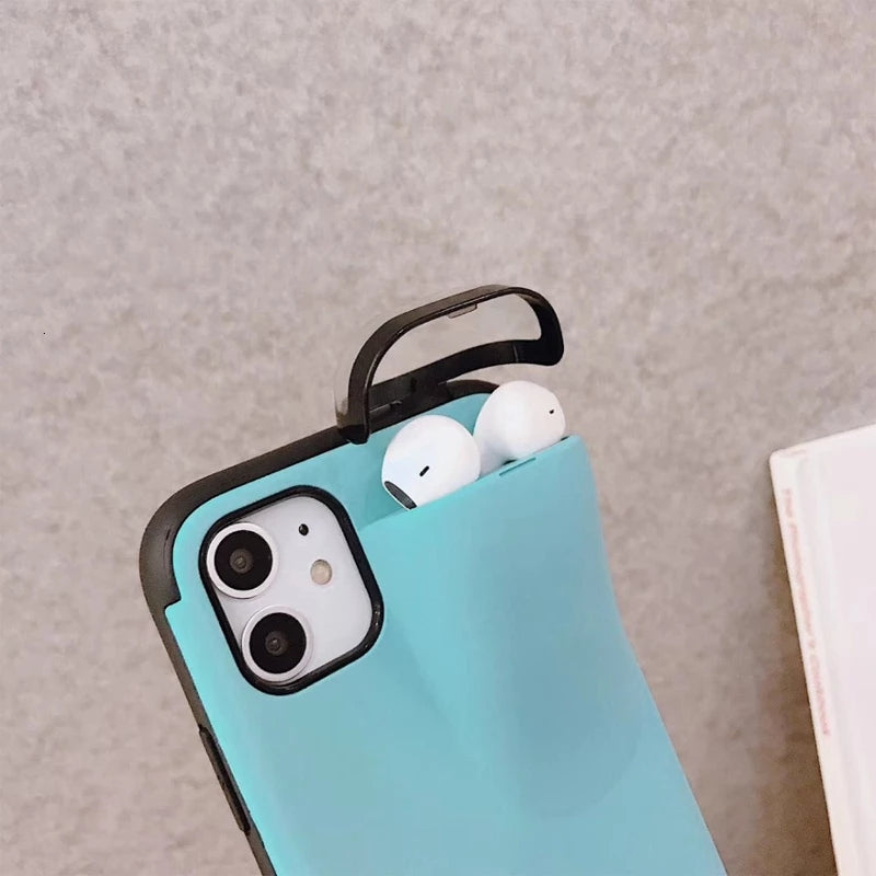 AiCase™ 2 In 1 iPhone AirPod Case - vishmall.com