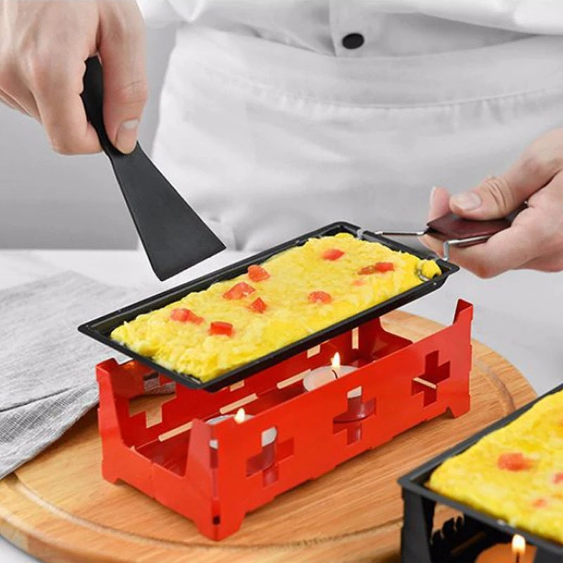 Mini Raclette Cheese Melter & Grill - vishmall.com