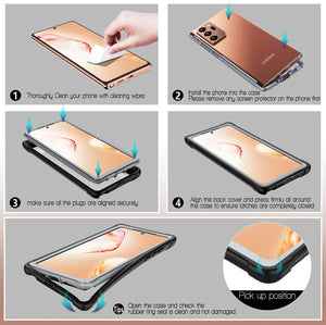 Screen Protector Samsung Galaxy Note 20 Ultra Phone Case - vishmall.com
