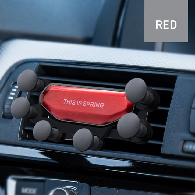 Gravity Car Phone Holder - vishmall.com