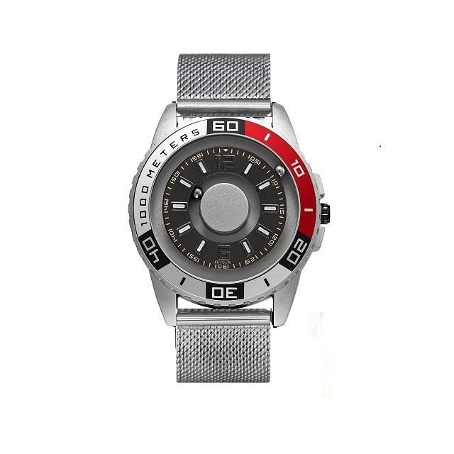 Tactical Eutour Magnetic Ball Bearing Watch - vishmall.com